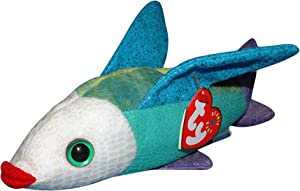TY Propeller the Flying Fish Beanie Baby by TY~BEANIES AQUATIC