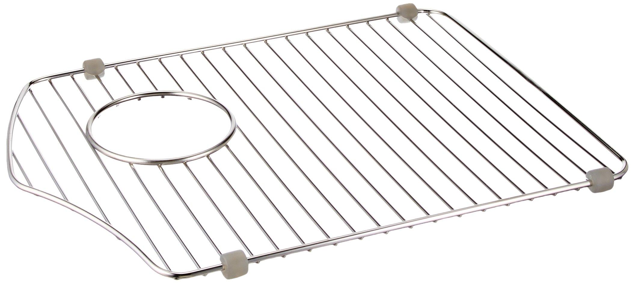 KOHLER K-6659-ST Bellegrove Right Basin Rack, Stainless Steel