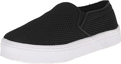 Sam Edelman Women's Lacey Black Sneaker