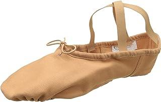 KHM M001HC Stretch-One Chaussure de Danse Ballet pour Femme en Toile - Marron (Flesh) - 43.5 EU (Taille Fabricant: 15) KHMA5|#KHM