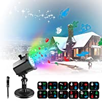 Samuyang Christmas Laser Projector Lights