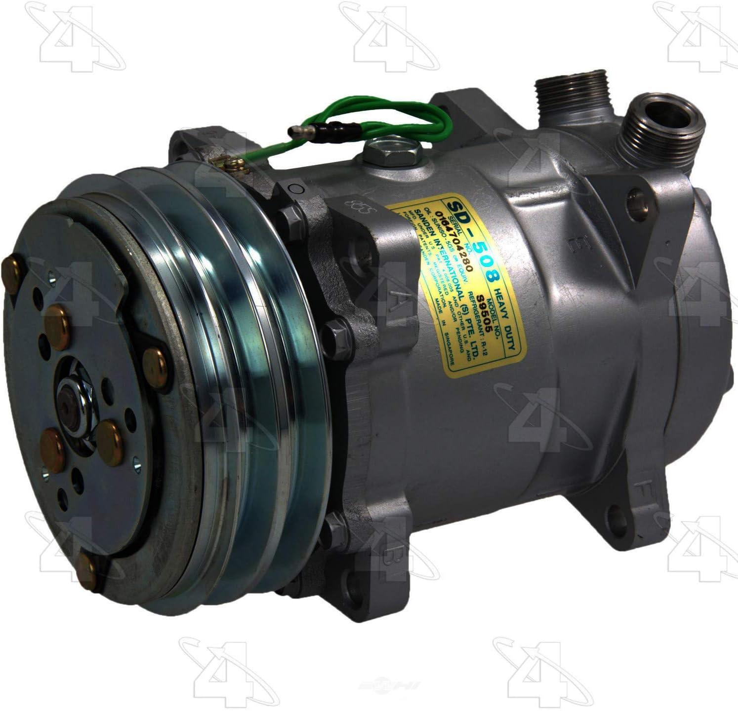 Four Seasons 58587 New AC Compressor