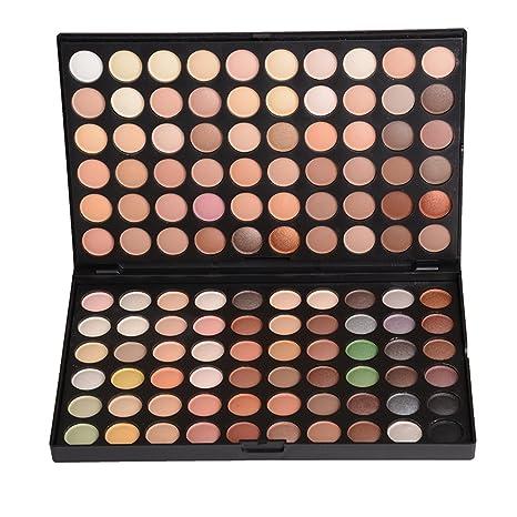 Gracelaza 120 Colores Paleta de Sombra de Ojos Mate de Cosmético - Opción Ideal Para el