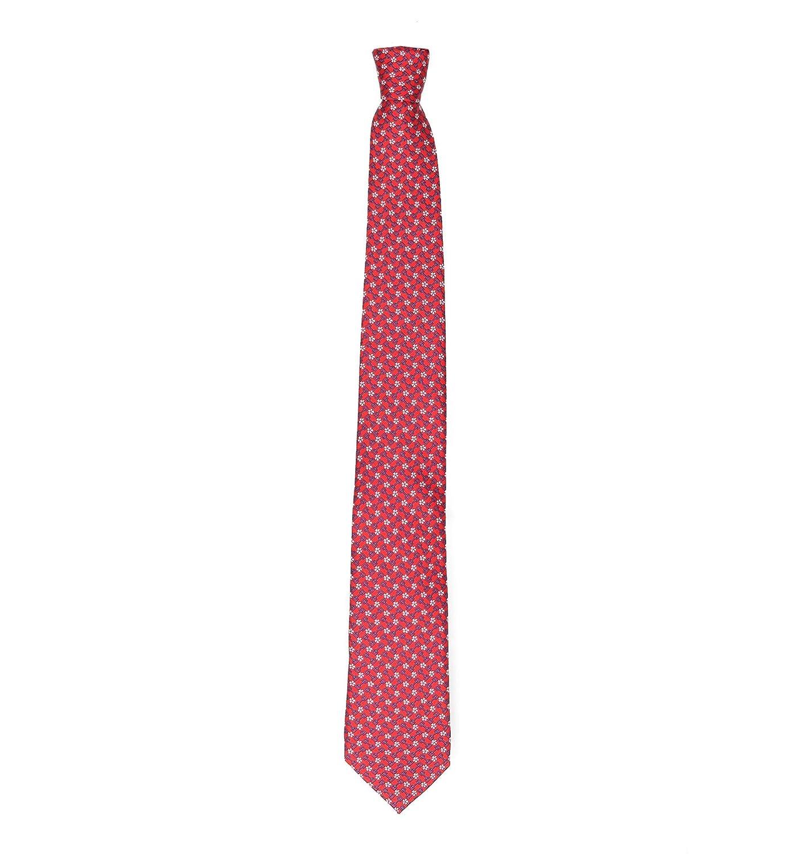 prevalente carina bellissimo stile Altea Cravatta Uomo 19192165 Seta Rosso: Amazon.it ...