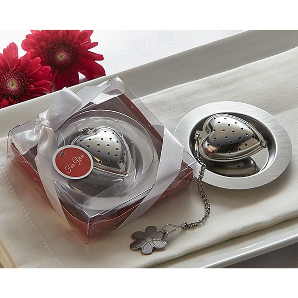 Love is Brewing Heart Tea Infuser (Pack of 30)
