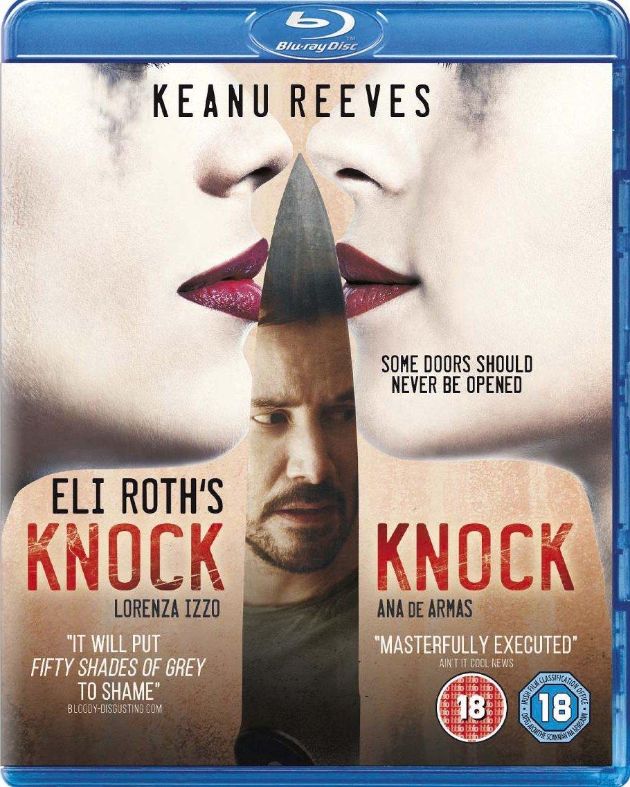 Blu-ray : Knock Knock (Blu-ray)