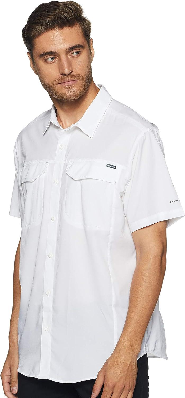 Columbia Mens Silver Ridge Lite Short Sleeve Shirt