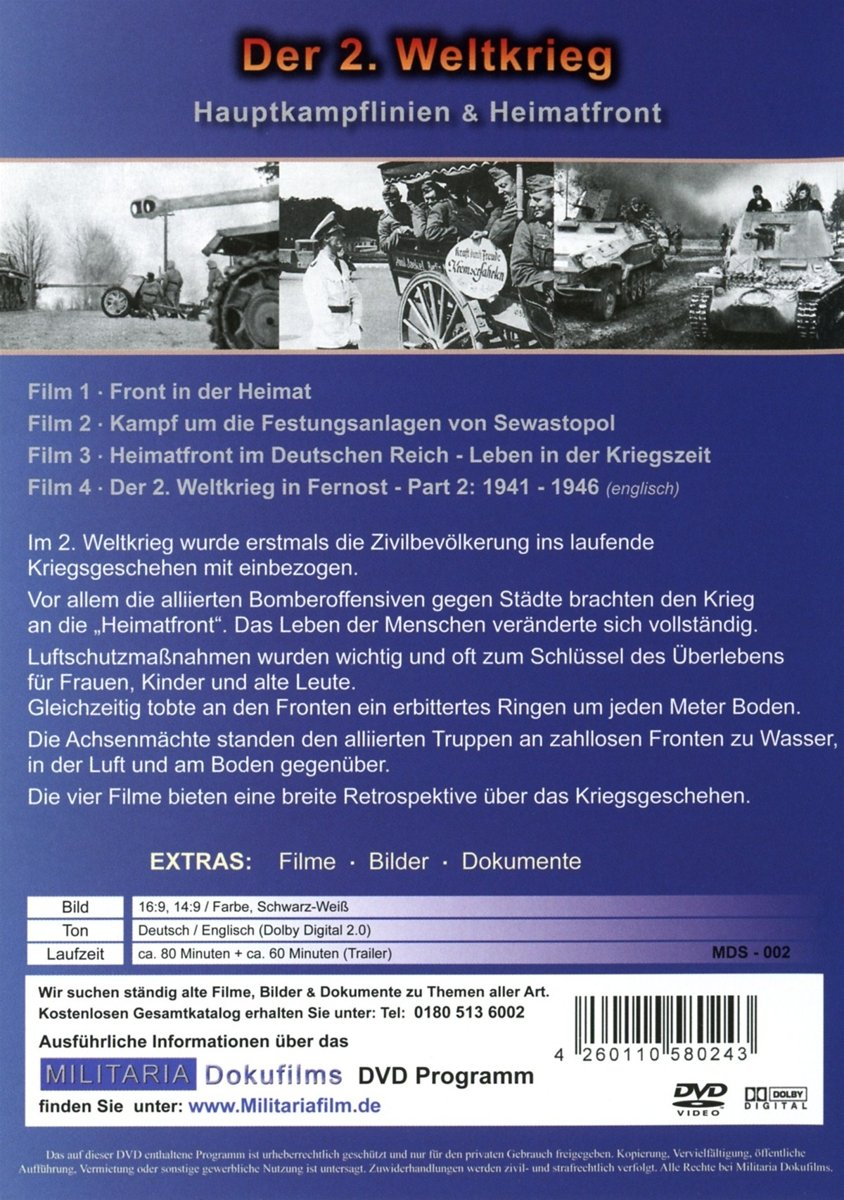 Amazon Com World War Ii Front Lines And German Home Front Movies Tv
