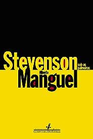 Stevenson sob as palmeiras