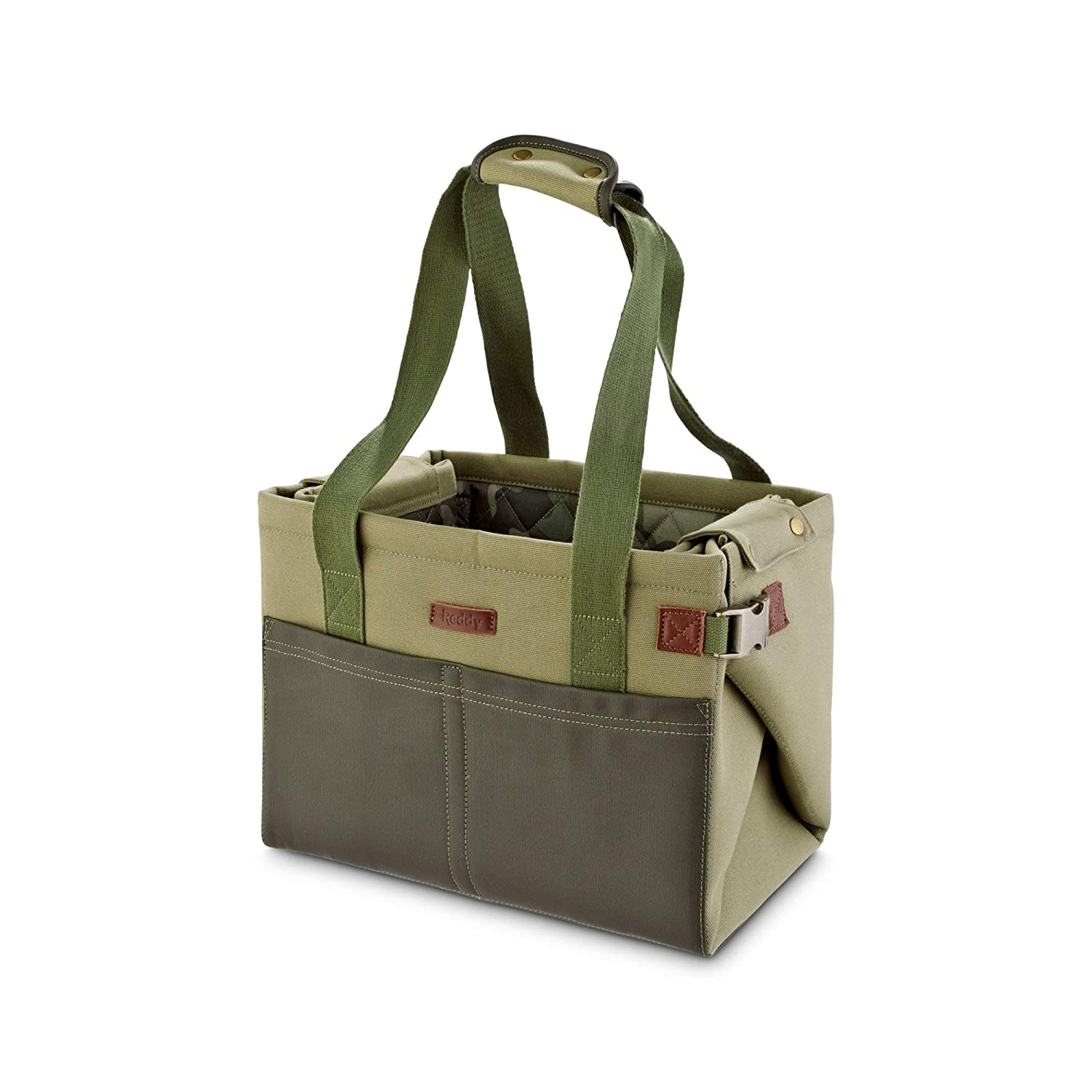 Reddy Convertible Cotton Pet Carrier and Mat in Camo