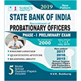 SBI Probationary Officers' Exam