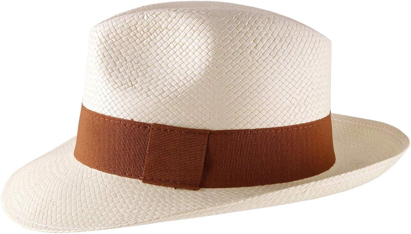 Classic Italy Cappello Panama Classic Paglia Large