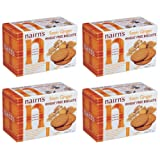 (4 PACK) - Nairns - Stem Ginger Wheat Free Biscuit | 200g | 4 PACK BUNDLE