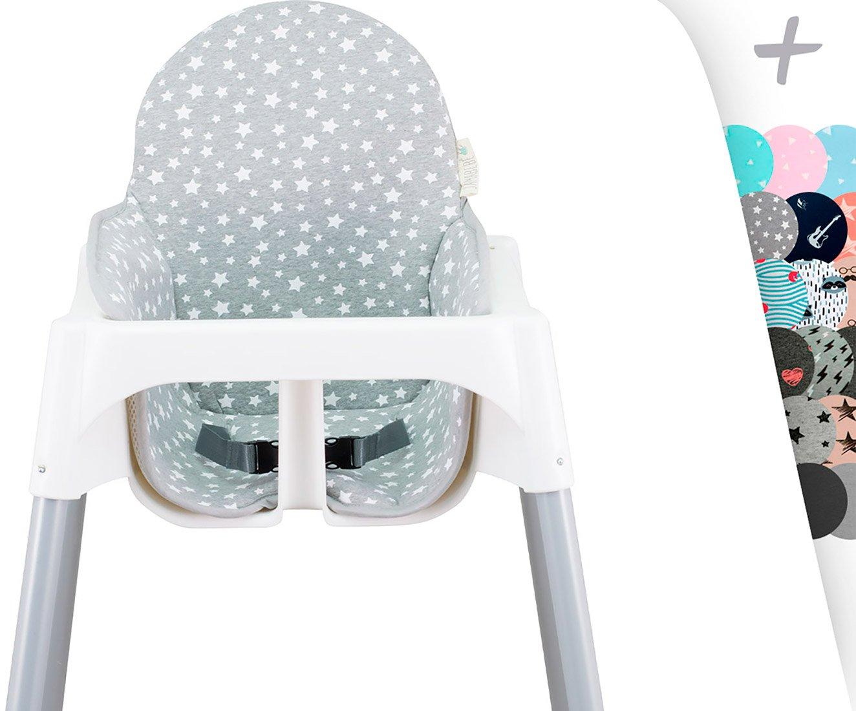 ikea 39 s antilop highchair with safety belt. Black Bedroom Furniture Sets. Home Design Ideas
