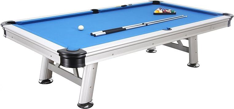 Florida 8 - mesa de billar 224 x 112 cm: Amazon.es: Juguetes y juegos