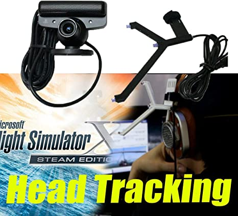 Track Clip Pro LED Head Tracker for TrackIr units
