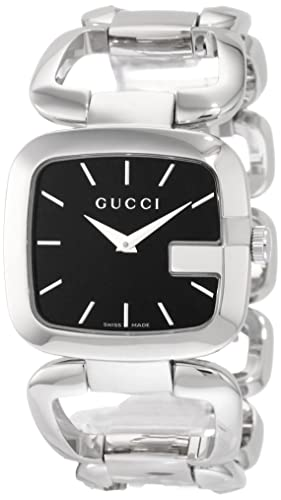 16a7ed6530c Image Unavailable. Image not available for. Colour  Gucci Women s YA125407 G -Gucci Watch