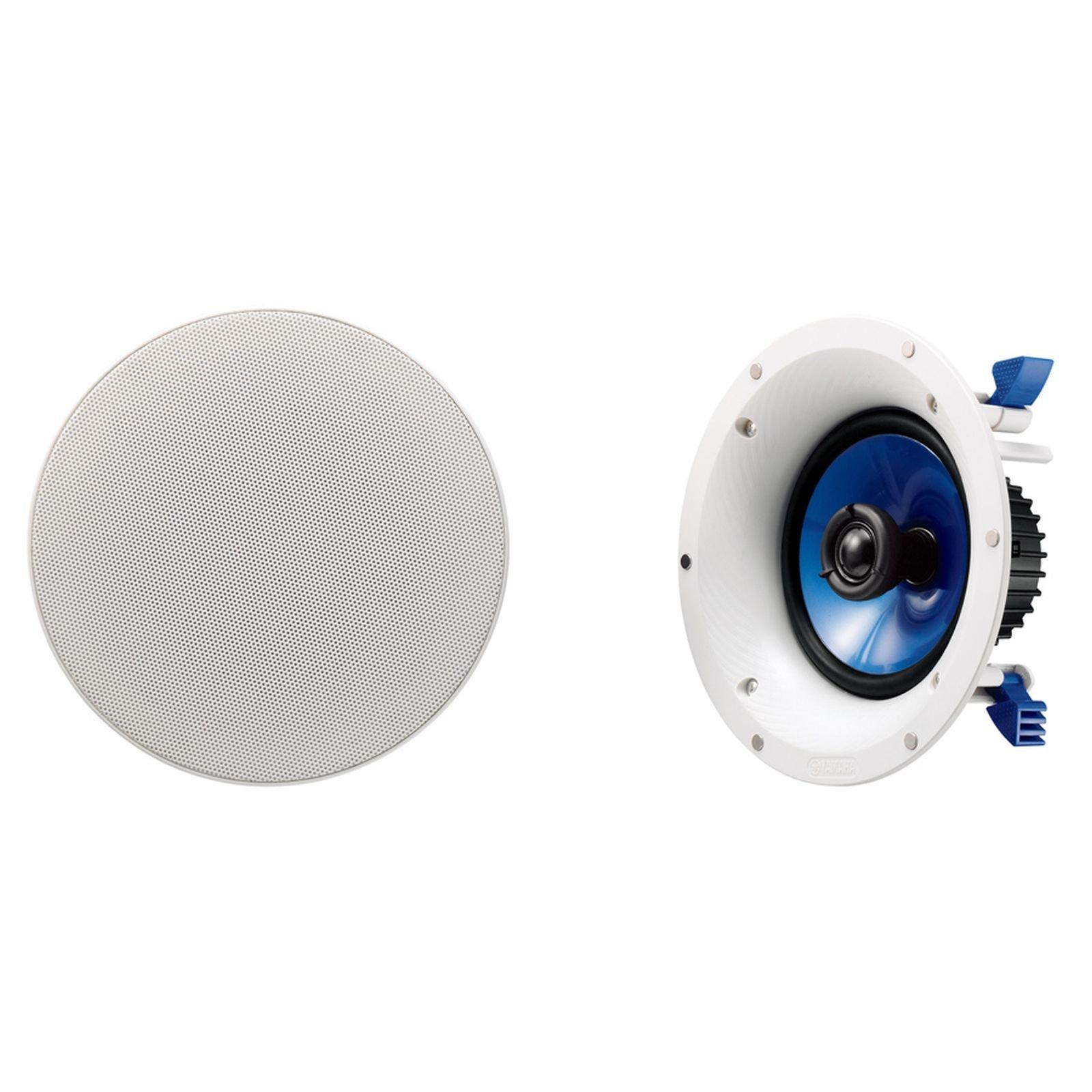 Yamaha NSIC600WH 2-Way 110-Watts RMSSpeaker - White