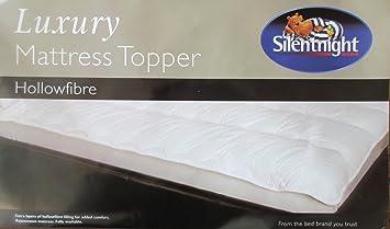 silent night air max mattress topper super king