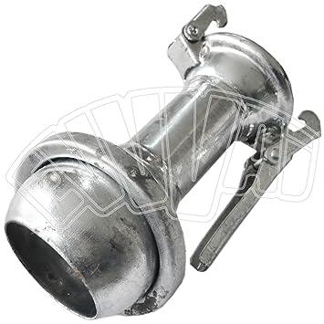60 80 Mm Maggiorazione Zincata Raccordo Tubo Irrigazione