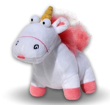 Unicornio Blandito 16cm Peluche Agnes Minion Feria Gru Mi Villano Favorito Pelicula Super Soft Suave