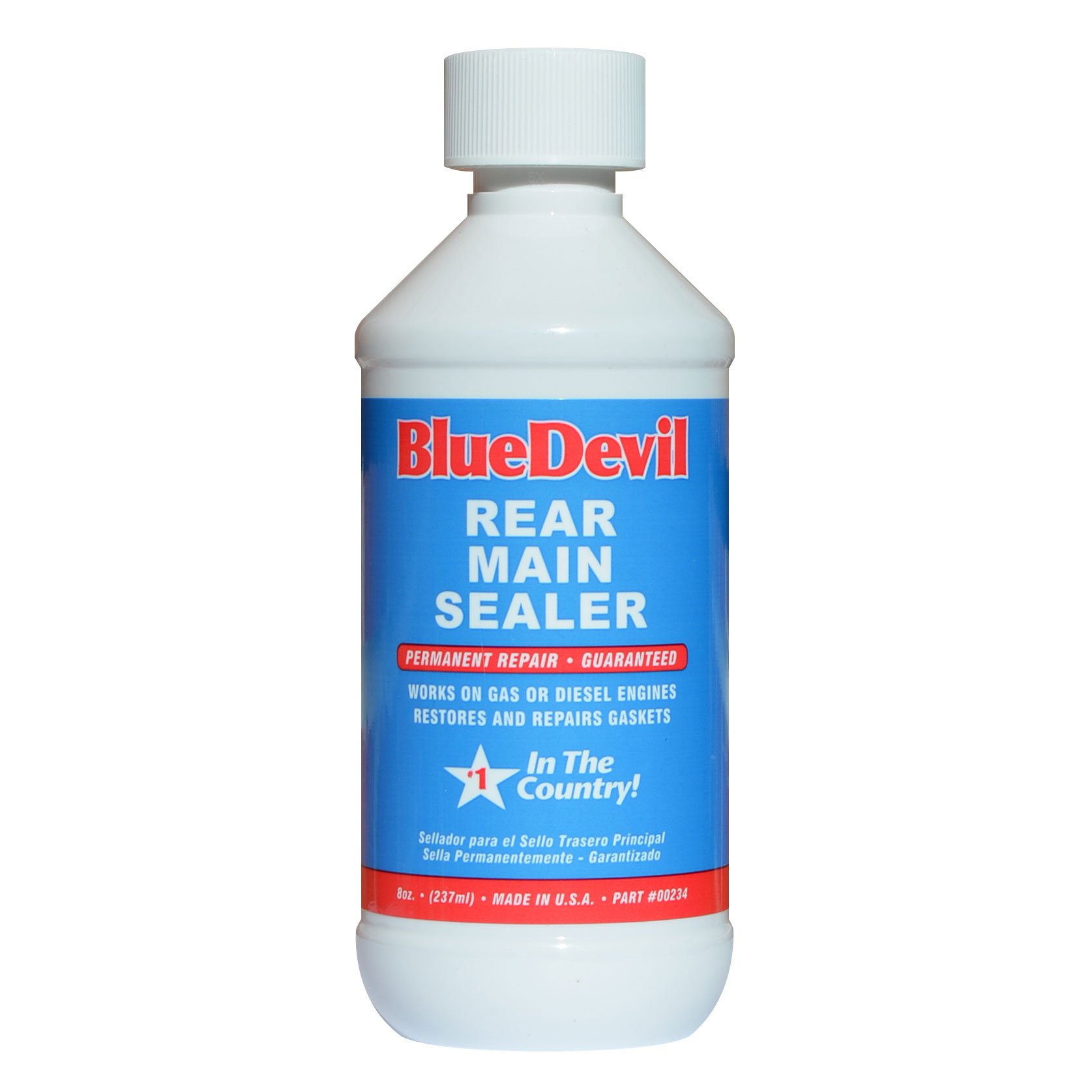 Blue Devil Rear Main Sealer - 8 Ounce (00234) by BlueDevil Products