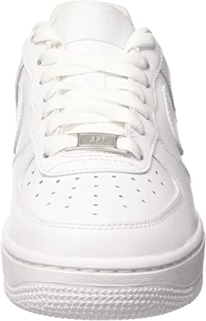 Nike Wmns Air Force 1 07, Zapatos de Baloncesto para Mujer