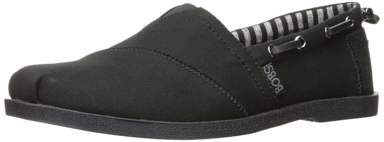 Bobs Aus Skechers Kuuml;hlung Luxus Schuh  6 B(M) US|Black/Black/White