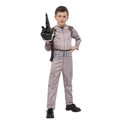 Rubie's Costume Kids Classic Ghostbusters Costume, Medium: Toys & Games