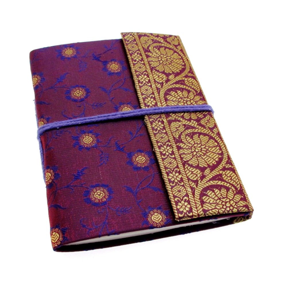 Blu Paper High Gazzetta di Sari Notebook Medio 120 x 165