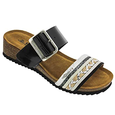 9201d8b3cd Amazon.com | Sanosan Women's Natalia Fashion Sandals | Flip-Flops