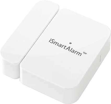 iSmart Alarm Sensore di Contatto per Porte e Finestre per Sistema di Sicurezza