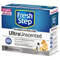 2-Pack Fresh Step Ultra Unscented 20-lb Clumping Cat Litter Boxes
