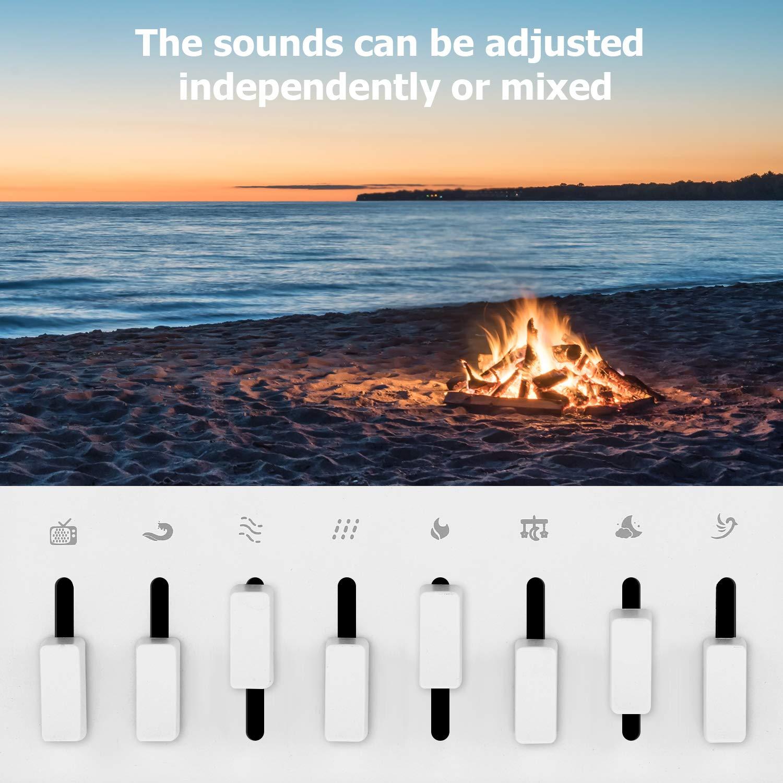 Dcor Nursery ghdonat.com White Noise Machine Charging Play or ...
