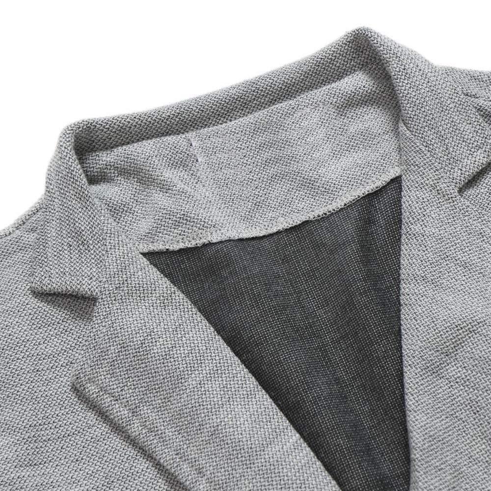 Business Suit 2019 Men/'s Suit Slim Fit Suit Blazer Dress Business Wedding Party Jacket Men Blazer Slim Fit