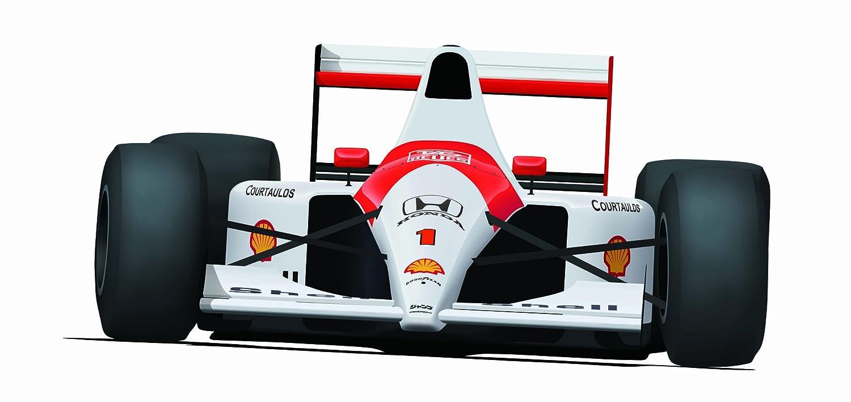 McLaren Honda MP4/6 Early Type San Marino GP 1991 (Model Car) (japan import)