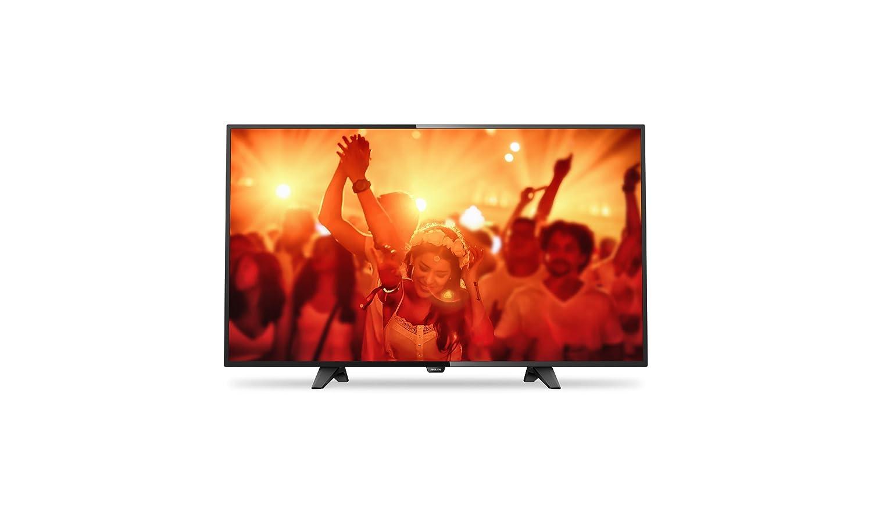 Philips 32PHS4131/12 Ultraflacher 80 cm (32 Zoll) LED-Fernseher mit ...
