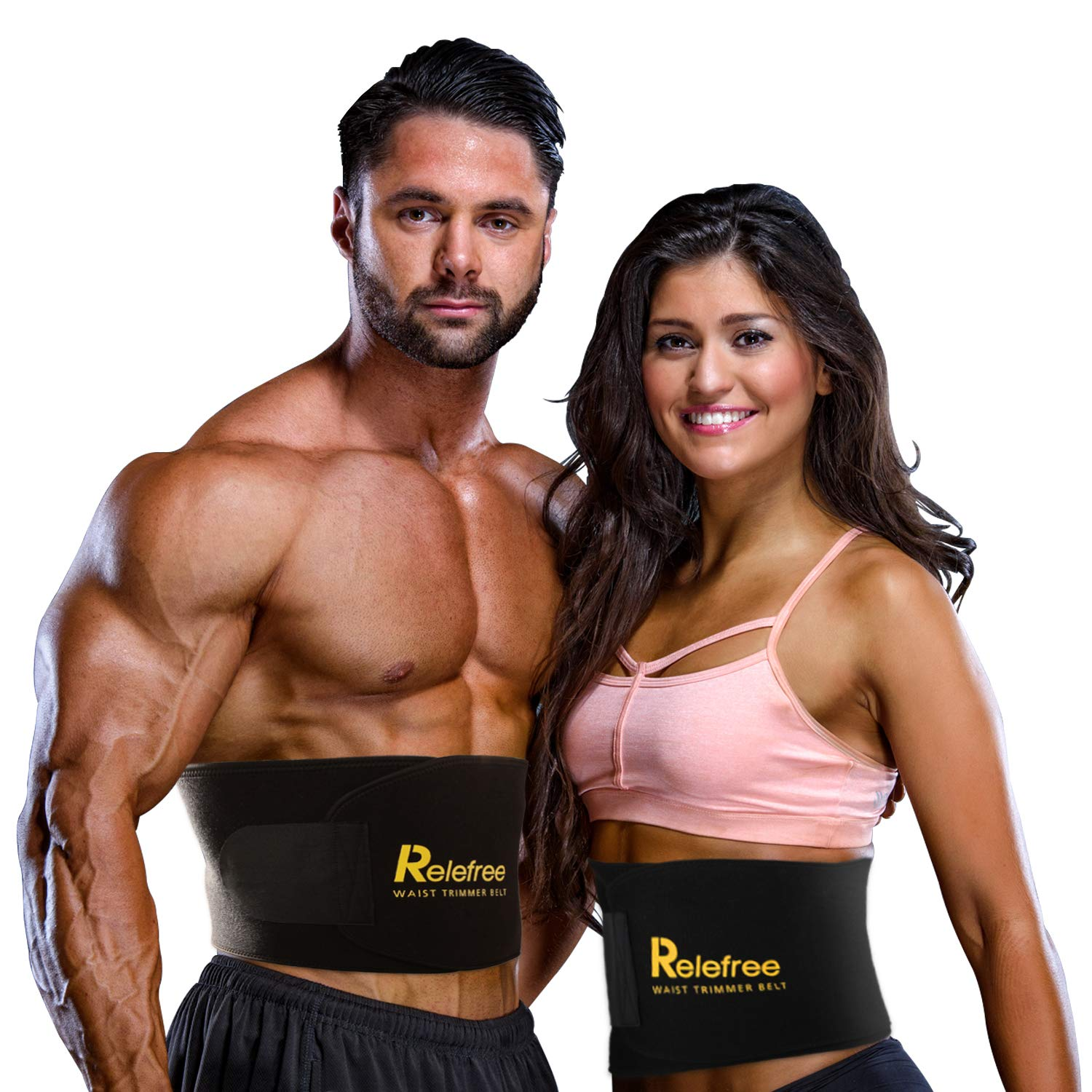ac31e9212e7 Amazon.com  Relefree Waist Trimmer Belt