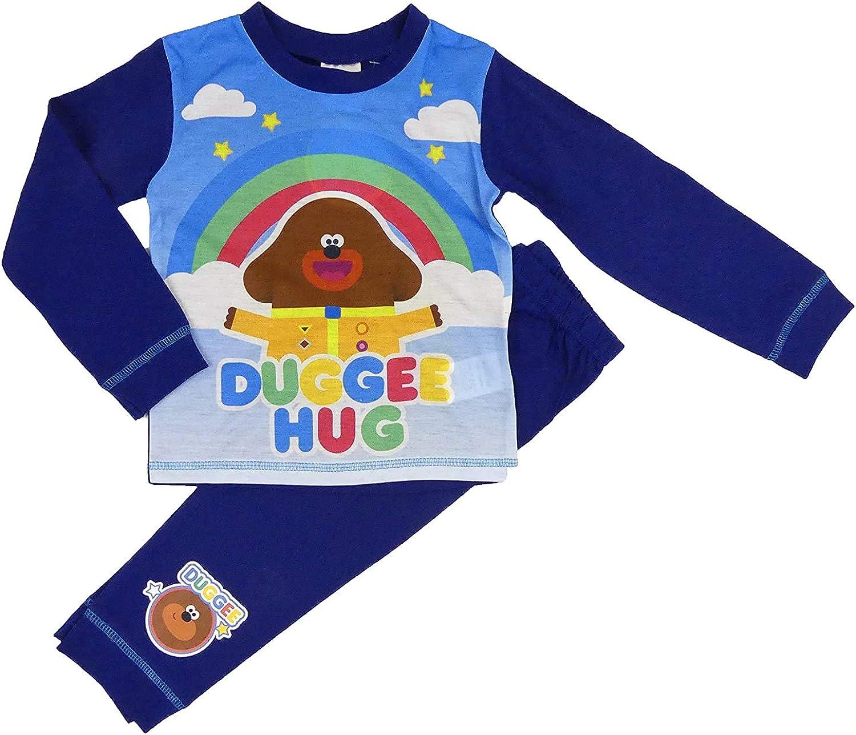 dise/ño de Thomas Hey Duggee Pijama para ni/ños de 18-24 m a 4-5 a/ños