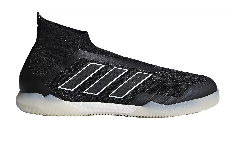 cb3cfb840 Amazon.com | adidas Predator Tango 18+ Indoor Shoe - Men's Soccer 8.5  Black/White | Soccer