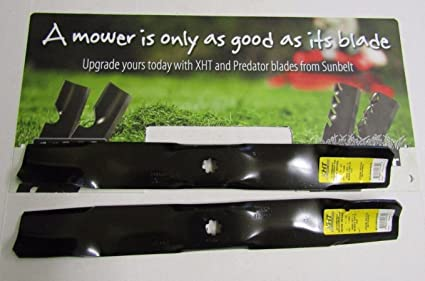 Amazon com : Technology Parts Store REPLACEMENT BLADES XHT