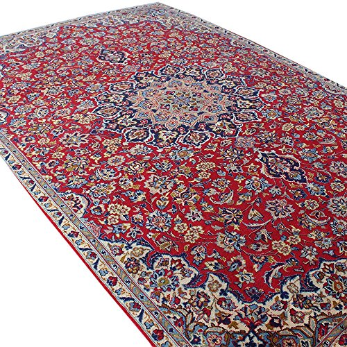 10.3' x 7.3' Antique floral design area rug, Vintage traditional carpet, Floor Classy Carpet, Classical Fancy Handmade Rug, Red Turkish Rug.Code S0101155