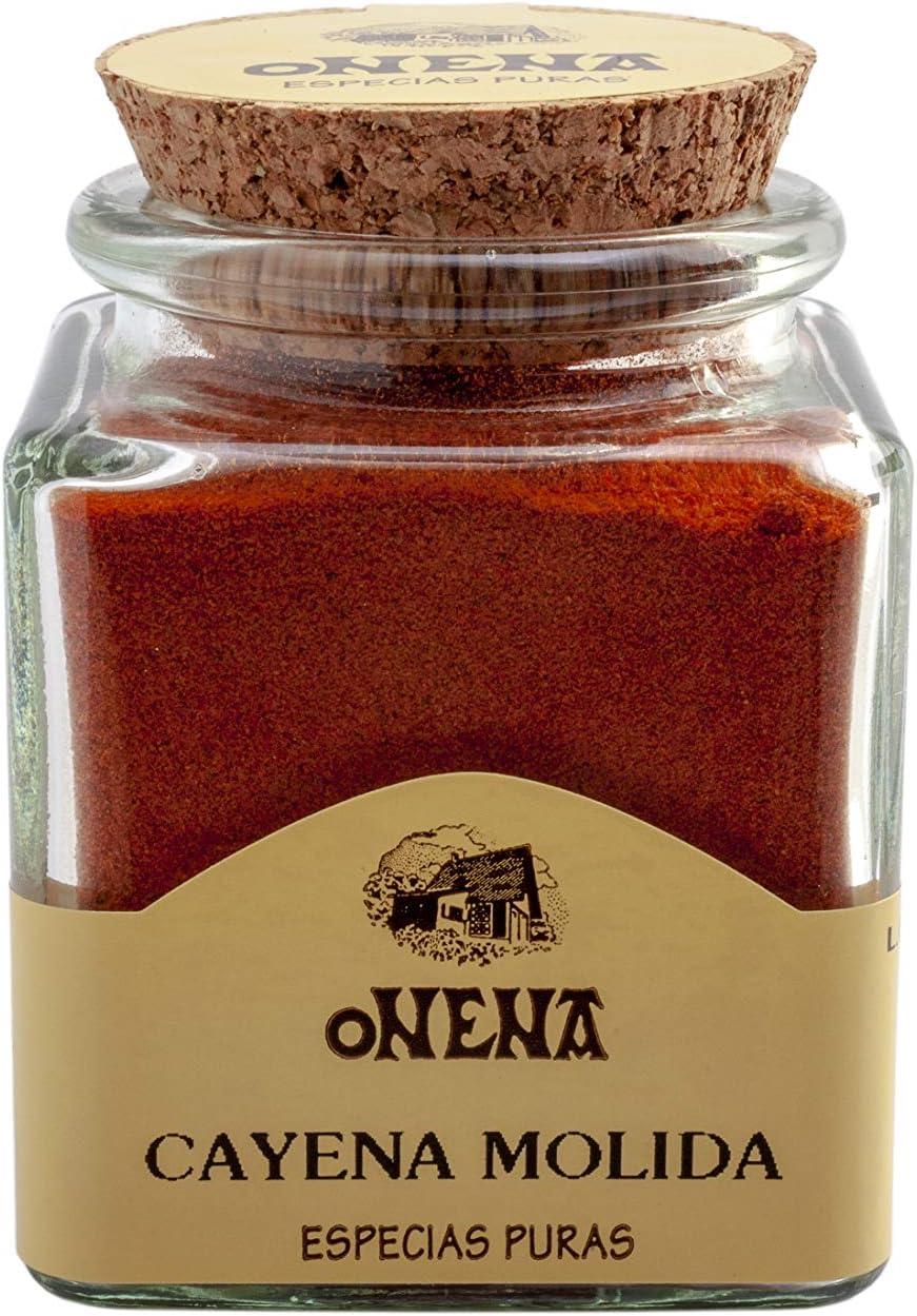 Onena Cayena Molida Especias Polvo 45 g (7061)