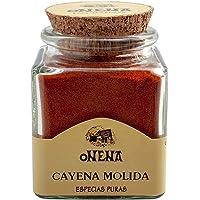 Onena Cayena Molida Especias Polvo 50 g (7061)