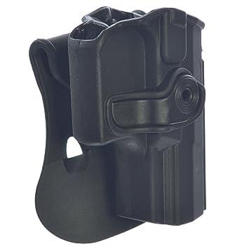IMI Defense Tactical Roto Holster + Double Magazine Pouch Beretta PX4 STORM .45 COMPACT $ Full Size Pistol Handgun 5Lur6zh