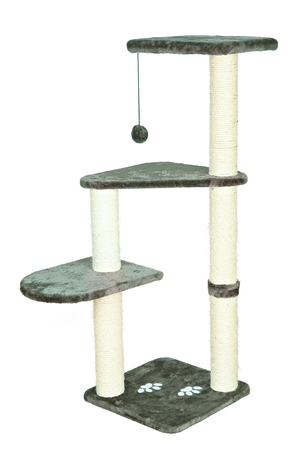 TRIXIE Pet Products Altea Cat Tree (Gray)