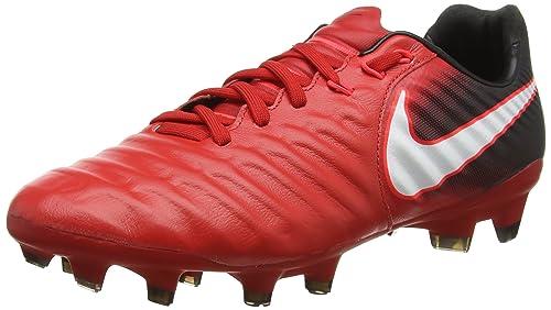 buy popular d7ce8 6d0d7 Nike Tiempo Legacy III FG, Botas de fútbol para Hombre  Amazon.es  Zapatos  y complementos
