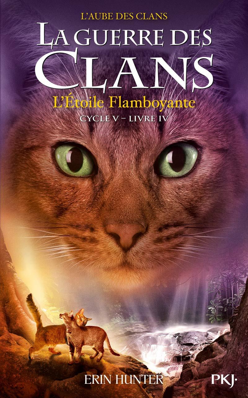 La guerre des Clans- cycle V tome 04 : L'Etoile Flamboyante (4)