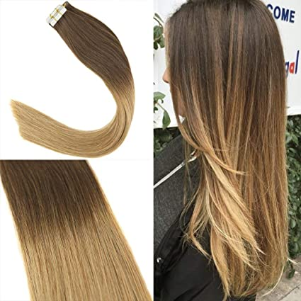 Extension adesive capelli veri