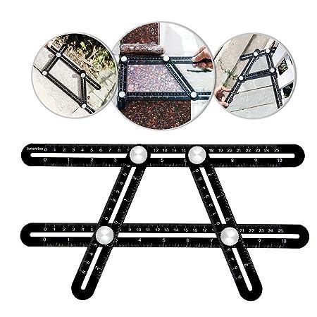 yooap angleizer template ruler aluminum universal multi angle rh amazon co uk home buyers report home buyers uk